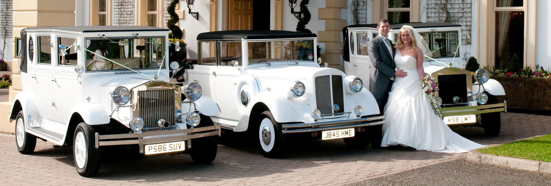 Northern Ireland S Largest Selection Of Award Winning Wedding Cars